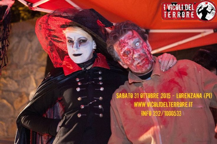 Radio Stop Party - Lorenzana Halloween 2015