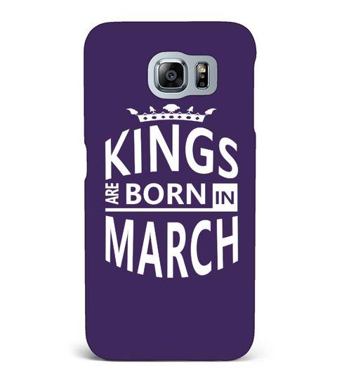 MARCH BORN KING BIRTHDAY COOL