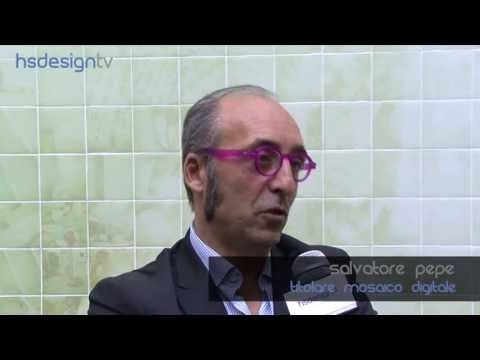 #Mosaico #Digitale at HS Design via Tortona Milano 2013