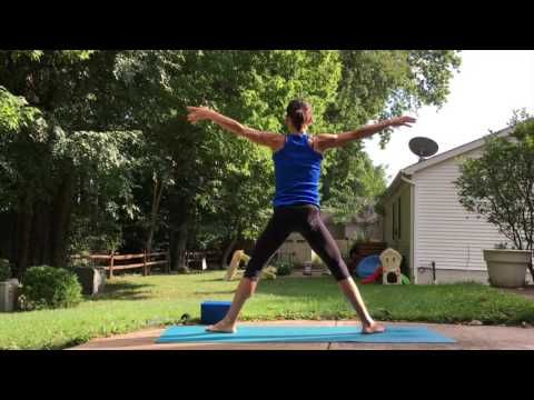 40-Minute Hip Opening Yoga Sequence - YouTube