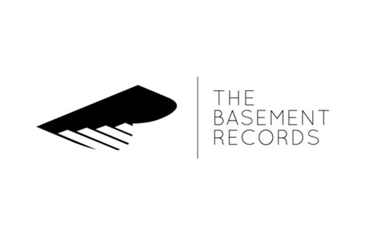 The Basement Records Logo Design