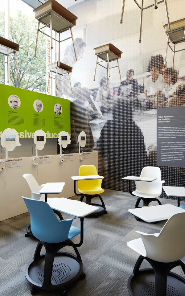 Impact Of Classroom Design On Learning : Best educational spaces images on pinterest learning