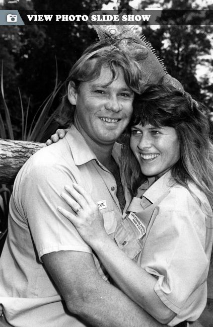 Steveand terri irwin wedding | Terri Irwin net worth! – How rich is Terri Irwin?
