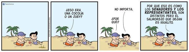 Pepito: Jueyes y Cocolias