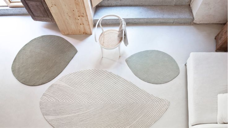 Quill collection by Nao Tamura pour Nanimarquina via Goodmoods