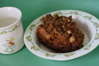Apple Coffee Cake-- made in the Slow Cooker (A Year of Slow Cooking)
