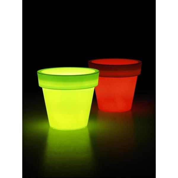 M s de 25 ideas incre bles sobre macetas con luz en pinterest - Macetas con luz ...