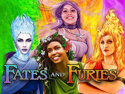 Fates and Furies – Den Spielern sollte im neuen Slot von Novoline #FatesAndFuries das Schicksal auf jeden Fall gewogen sein. Denn wer das große Orakel befragen möchte, muss dabei die Kraft der vier Naturgewalten auf seiner Seite …