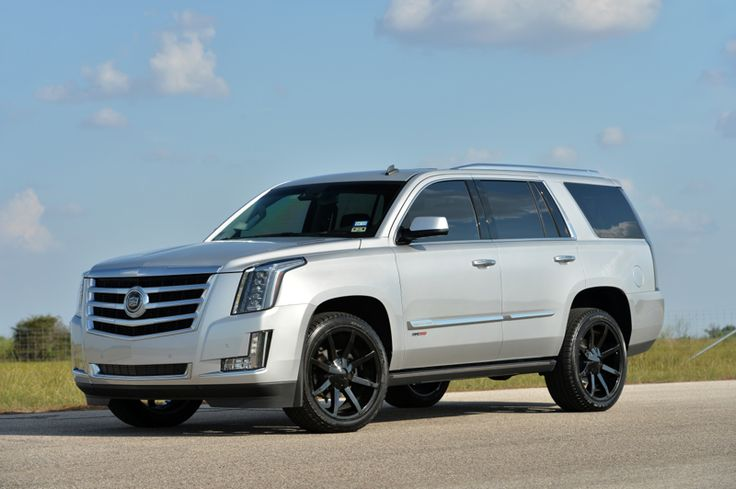 Hennessey Performance Cadillac 2015 Escalade Hpe550