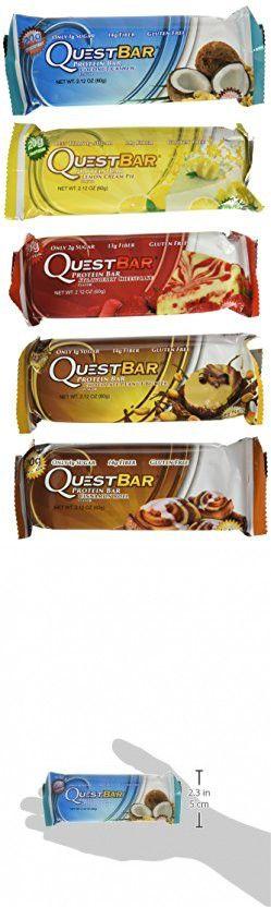 Quest Nutrition Bar Sampler Pack