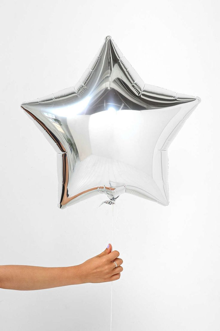 Foil Star Balloon: Urban Outfitters, Party'S, Parties Balloon, Catalog, Stars 18, Inch Parties, Foil Stars, 18 Inch, Balloons