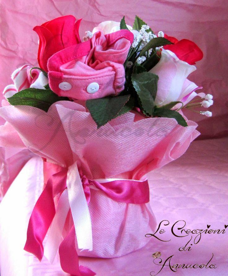 Bouquet idea regalo Baby