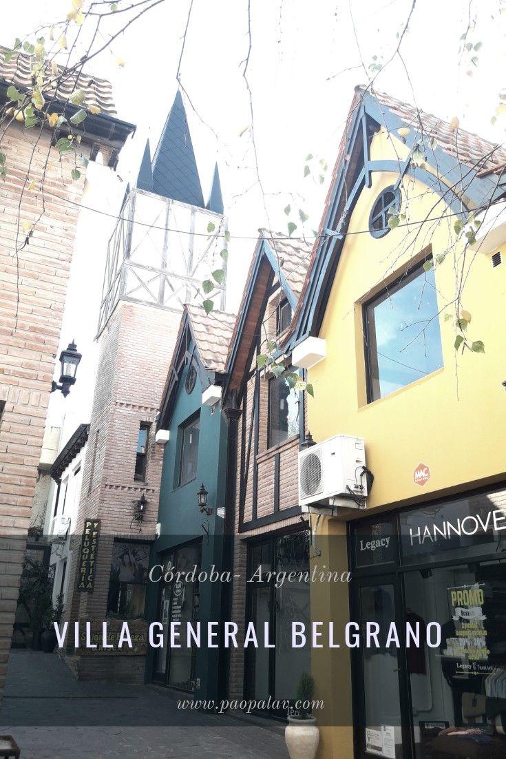 Villa General Belgrano te sorprende con actividades y Fiestas todo el año. Qué no perderte.