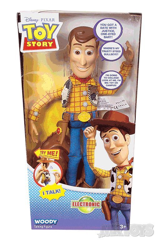 Toy Story Electronic Talking Woody -