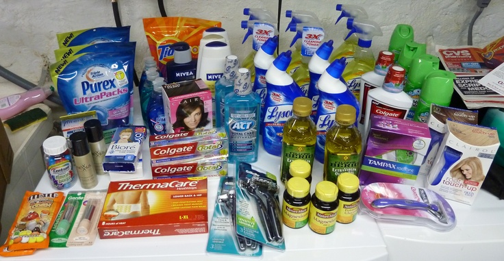 learn how to do extreme couponing