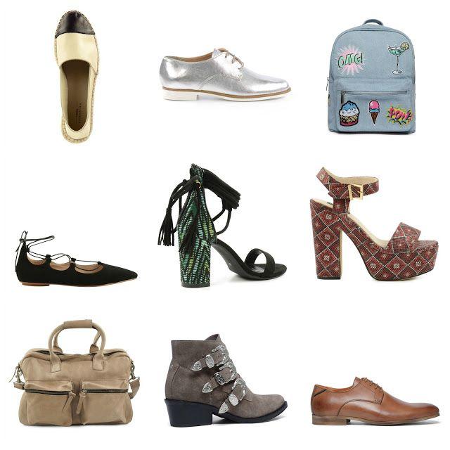 Woodybeauty: Qui aime les chaussures? concours avec Sacha Shoes!