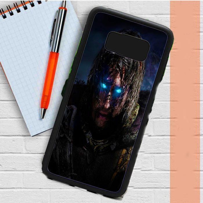 Middle Earth Shadow Of Mordor Samsung Galaxy S8 Plus Case Dewantary