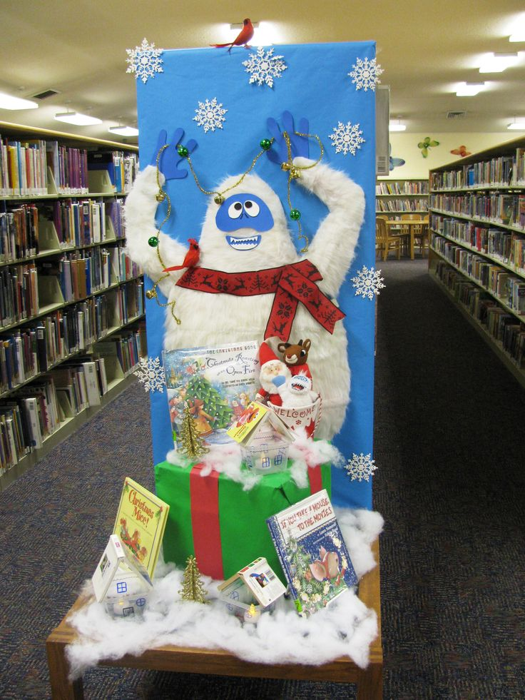 December Book Display Ideas Google Search Library