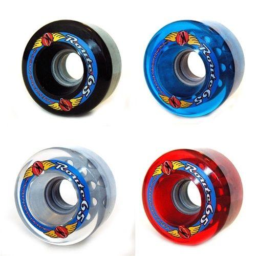 Kryptonics Route 65mm roller skate wheels