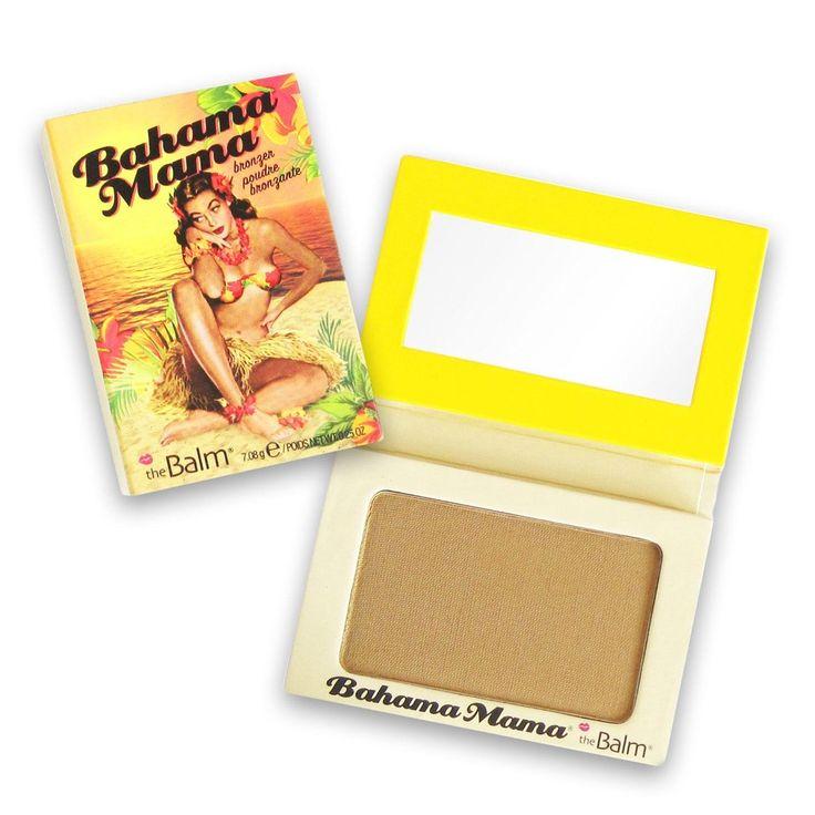 Pó Bronzeador The Balm Mamas Bahama Mama - The Beauty Box - 119,90