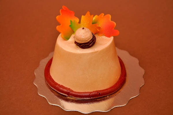 ... Itty Bitty The one serving decorated cake! Available October Only