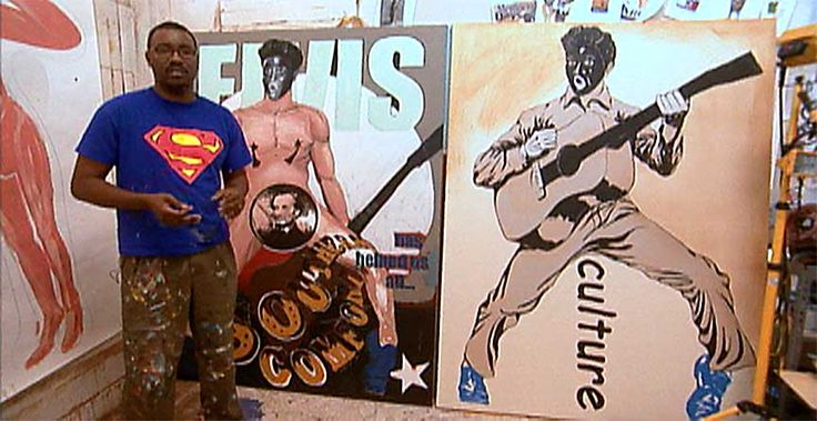 El trabajo del artista afroamericano Michael Ray Charles | Revista Vicio