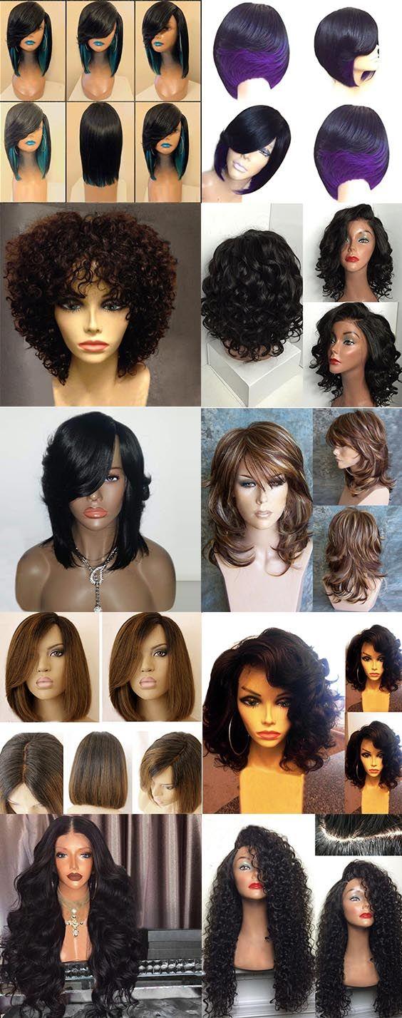 The 25+ best Wigs ideas on Pinterest   Purple wig, Purple hair ...