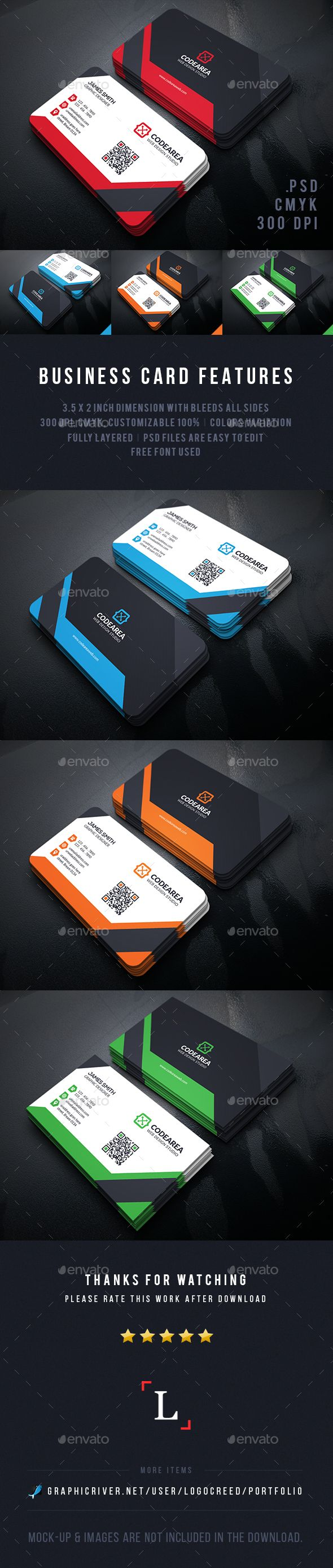 The 25+ best Professional business cards ideas on Pinterest ...