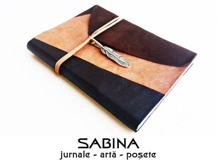65 LEI | Jurnale handmade | Cumpara online cu livrare nationala, din Timisoara. Mai multe Papetarie in magazinul ArtGallerySABINA pe Breslo.