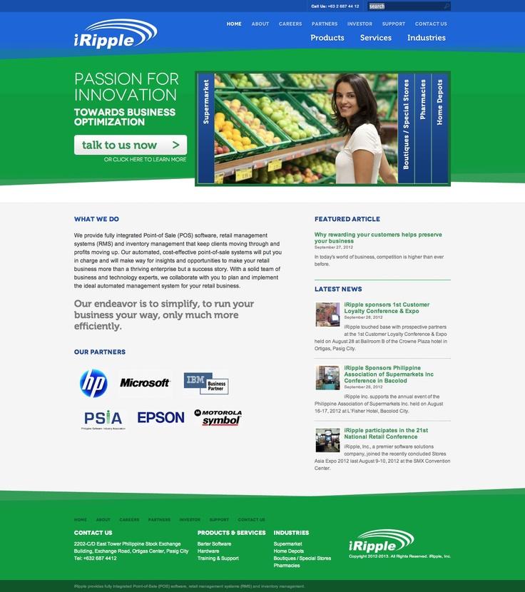 iRipple « RMDC Inc.