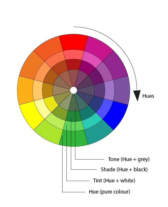 1000 Images About Use Of Color In Displays On Pinterest