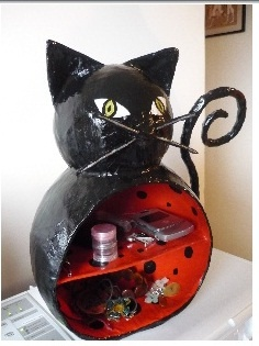 Paper mache paper and recipe on pinterest for How to make paper mache waterproof