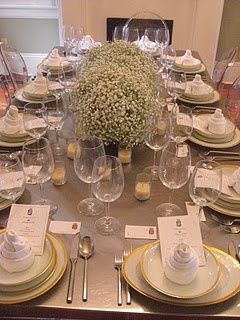Awesome Table Settings By HRH The Duchess Of State