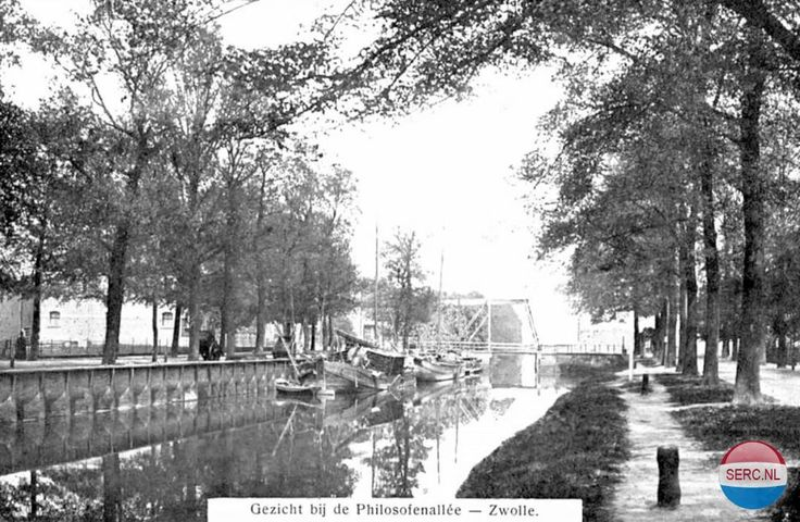 Philosofenallee Zwolle (jaartal: 1930 tot 1940) - Foto's SERC