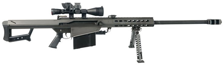 M82A1 barrett - Barrett M82