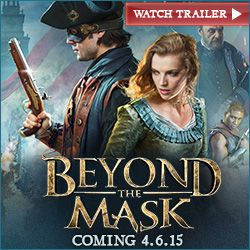 """Homeschooled film-makers are releasing Beyond the Mask - a Christ-centered """"revolutionary"""" adventure for the whole family!"""