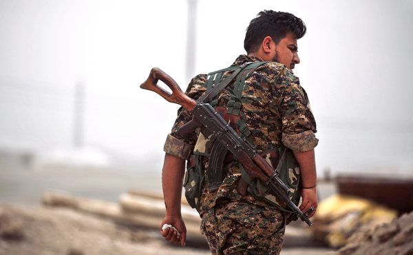 The Error of Arming the Syrian Kurds