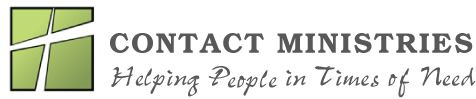 Contact Ministries offers housing/rental assistance to those in need, a food pantry, school supplies, seasonal care programs, medical assistance, clothing and household items, as well as shelter for women and children. Walk-in services also include classes and employment resources.