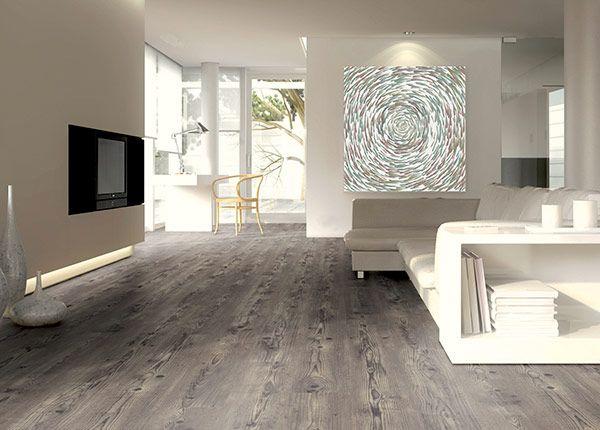 Godfrey Hirst Floors Laminate Mondo  - Lodge Pine Old Grey