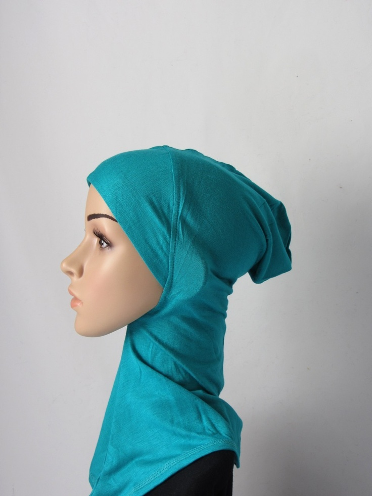 Ridaaz - Neck cover plain turquoise, $7.99 (http://www.ridaaz.co.nz/underscarf/neck-cover-plain-turquoise/)