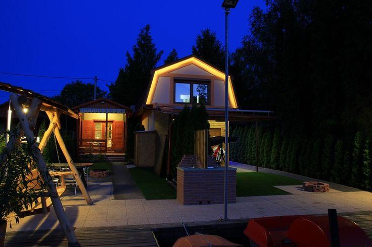 Kis ház galéria - Melis NyaralóHáz Szarvas