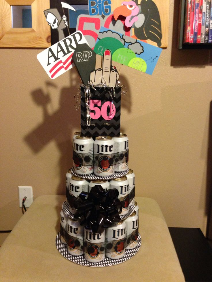 17 Best Beer Can Cake Images On Pinterest Birthdays