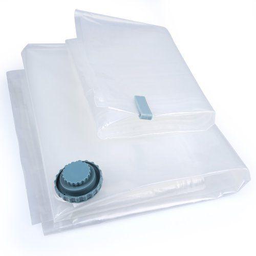 6 Pack Wholesale Space Saver Vacuum Seal Storage Bags - 1 Xlarge, 2 Large, 2 Med Combo and 1 Travel Bag Boli Space Bag http://www.amazon.com/dp/B00HK7SRR4/ref=cm_sw_r_pi_dp_ckSjvb0Q61NHN
