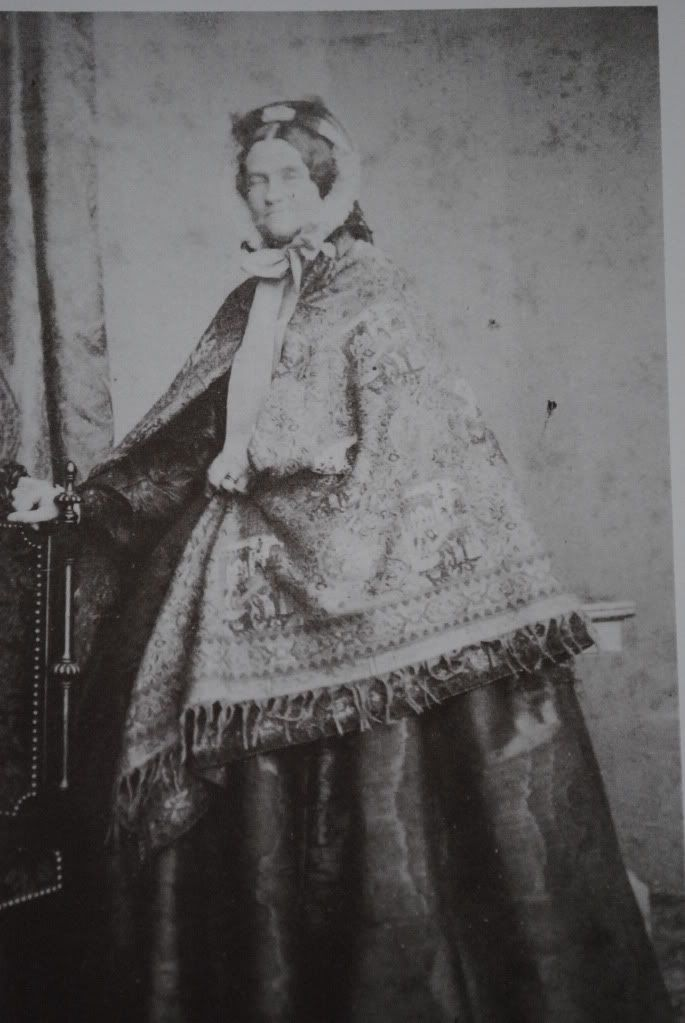 Duchess Ludovica, the mother of Empress Elisabeth of Austria.