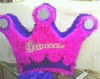 Princess Crown pinata