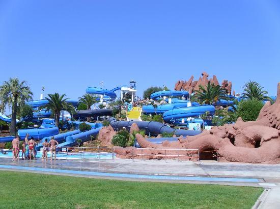 Top des parcs aquatiques Europe ?