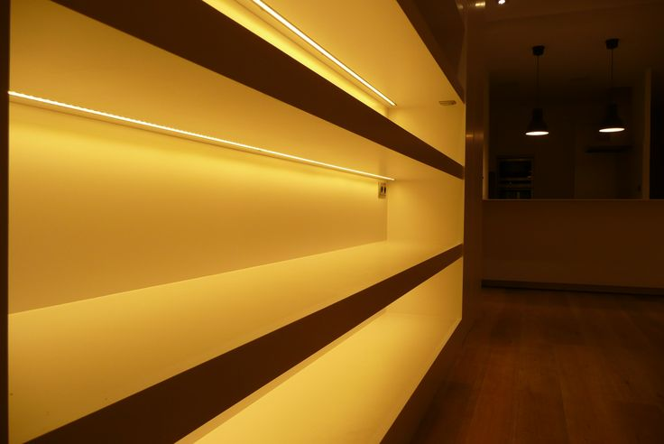 121 best images about sm studio on pinterest mesas warm and studios - Luz indirecta led ...