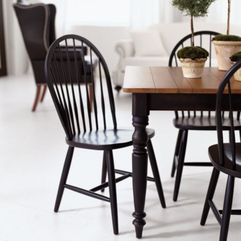 55 best images about kitchen table upgrade on pinterest black chairs windsor dining chairs Restaining kitchen table