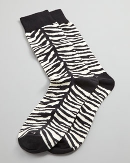 Arthur George by Robert Kardashian :) yes they are men's dress socks, but I would buy them just because I <3 animal print and any other kind of quirky and fun prints!
