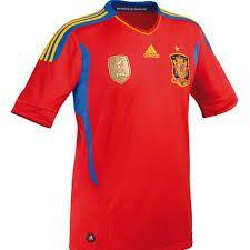 Resultado de imagen para camiseta seleccion española 2010